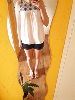 Hot Pants Shorts dunkelblau Gr. 36