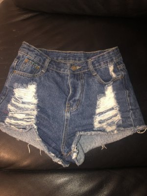Hot pants topshop gr.0/xs