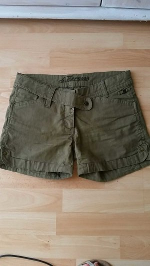 Hot Pants von Timezone,  oliv , Gr.27