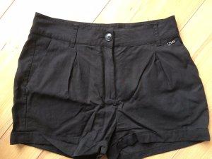 Hotpans Shorts highwaist schwarz gsus Gr. S