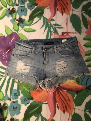 Tally Weijl Short moulant bleu azur