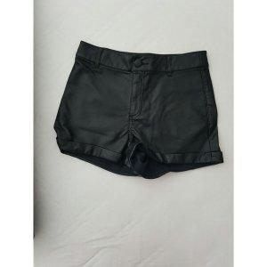 Hotpant Leder Größe 34