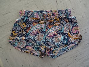 Hotpant mit Paisley-Muster
