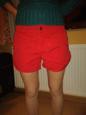 Hotpant rot Hose Denim Co. 34