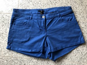 H&M Hot Pants blue