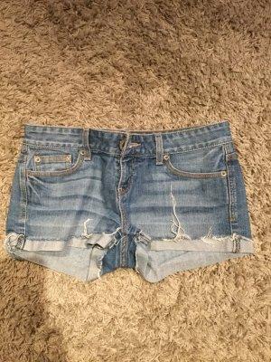 Guess Shorts blu-grigio ardesia