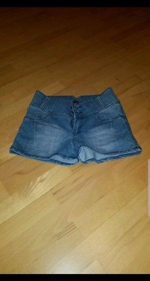 Tally Weijl Hot Pants blue