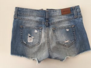 Hotpants Destroyed-Look, Used-Look, Jeans