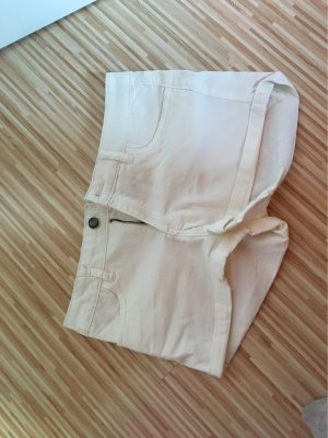 H&M Divided Hot pants bianco