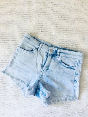 Hotpants im Used-Look