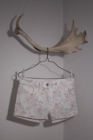 Hotpants in Vintage Optik