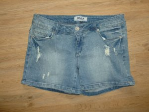 Hotpants Jeans Shorts blau Only