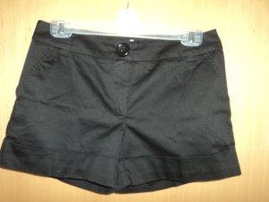 Hotpants, kurze Shorts, schwarz von Orsay, Größe 34