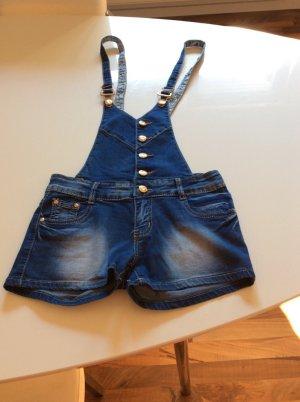 Hotpants Latzhose Hot Pants Jeans Größe S ungetragen