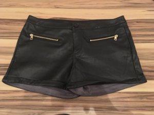 Hotpants Leder in 40 Neu mit Etikett