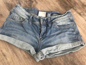 Mango Shorts azul