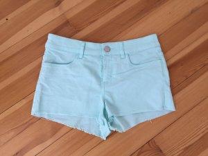 Hotpants mint von h&m in Gr. 36