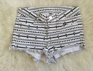 Hotpants mit Muster