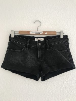Hollister Shorts nero