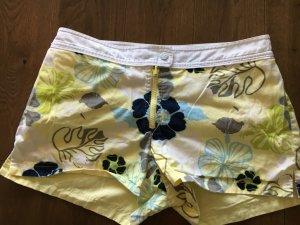 Hotpants Shorts Gelb Gr.M