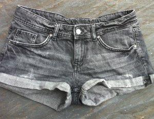 Hotpants Sommer Shorts Denim Jeans H&M
