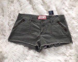 Hotpants von Abercrombie und Fitch