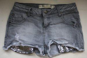 Hotpants von C&A - Clockhouse