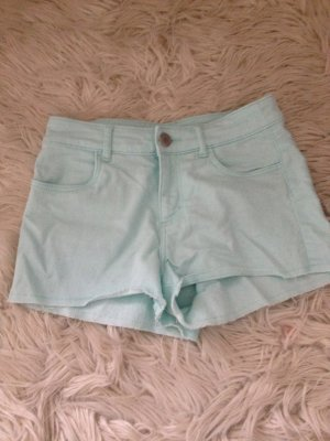 Hotpants von H&M baby/hellblau