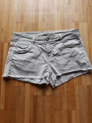 Zara Hot Pants grey-beige
