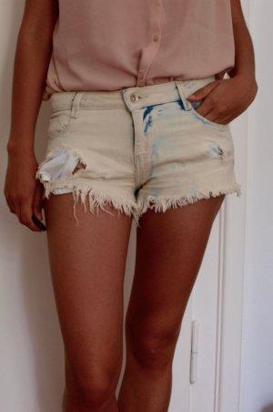 Hotpants von Zara Trafaluc