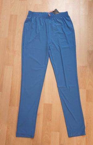 Leggings azul celeste-azul acero