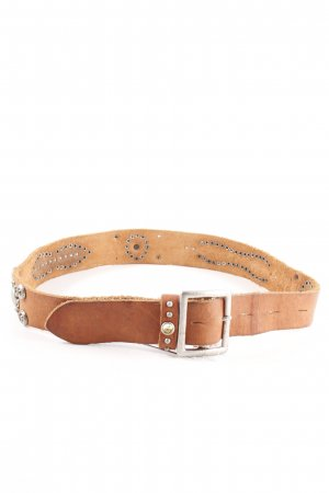 Htc Leather Belt multicolored extravagant style