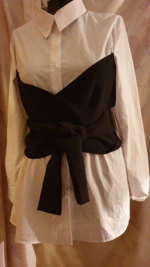 Hua Shang weiße Bluse  Gr.L