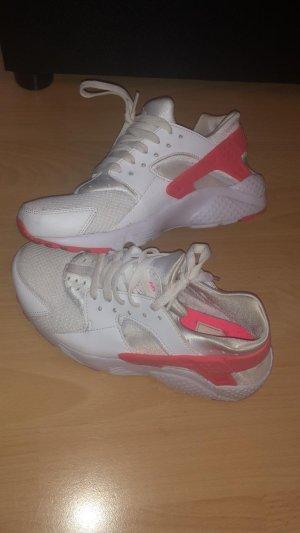 Nike Sneakers met veters wit-roze