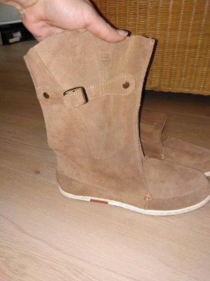 Hub Boots light brown-brown