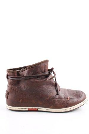 Hub Korte laarzen brons casual uitstraling