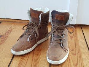 Hub Boots brown