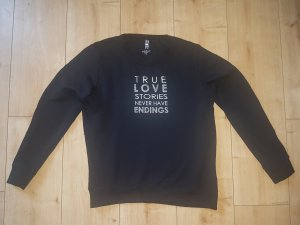 Hucke Sweat Shirt dark blue cotton