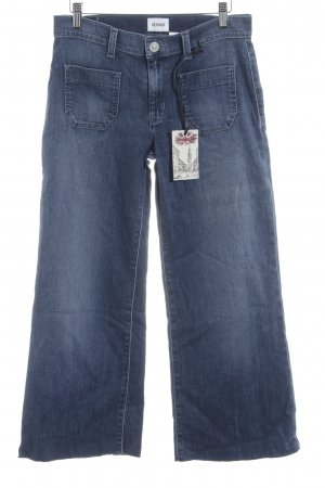 Hudson Hoge taille jeans blauw casual uitstraling