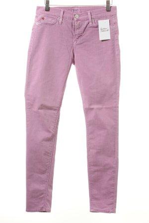 Hudson Jeans flieder klassischer Stil
