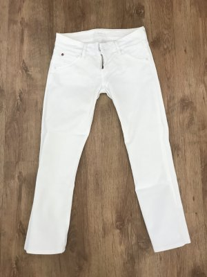 HUDSON JEANS IN WEISS