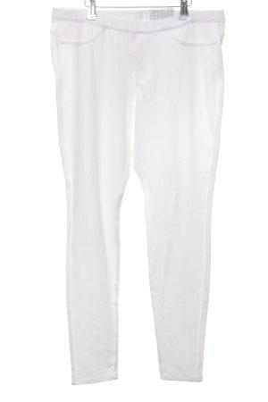 Hue Legging wit casual uitstraling