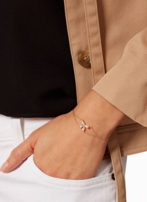 Hueb Armband mit Diamanten
