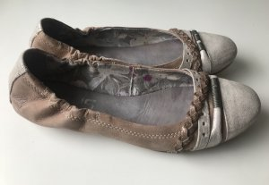 Hübsche Ballerinas im Vintage Look von Mjus Gr. 39