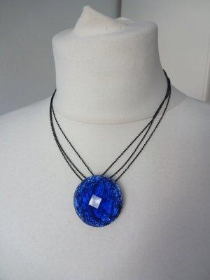 Collier Necklace blue