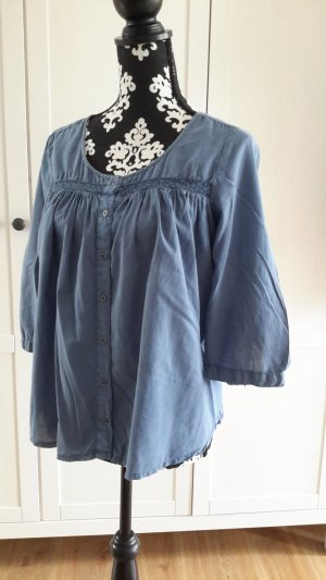 Hübsche blaue Bluse von Only