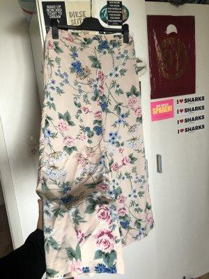 Hübsche Blümchen Hose