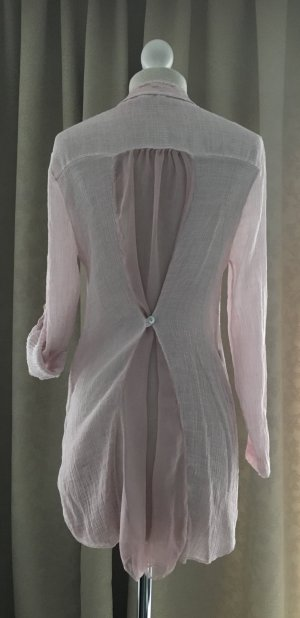 Hübsche Bluse Altrosa - NEU