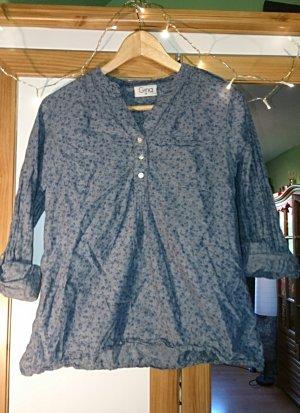 Hübsche Bluse aus Baumwolle