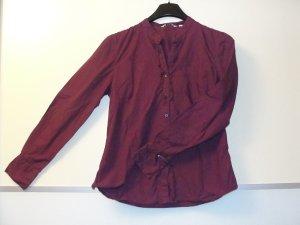 Hübsche Bluse mit Rüschen, GR 40, nur 2 x getragen